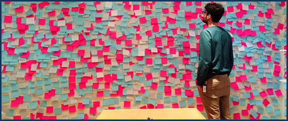 Image result for post-it agile