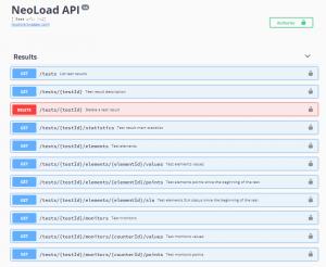 neoload load testing api