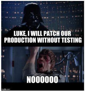 load testing meme