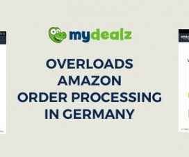 Amazon MyDealz Order Processing Challeng