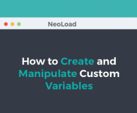 How to Create & Manipulate Custom Variables