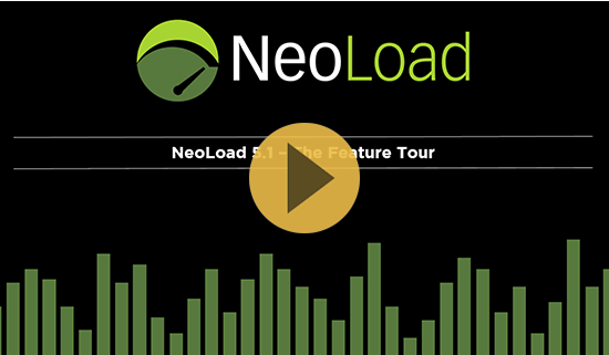 NeoLoad 5 1: New Features