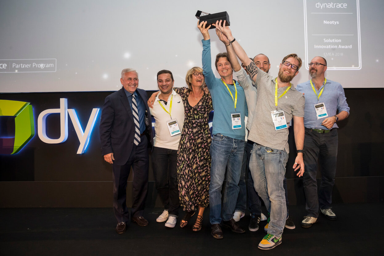 Neotys Receives the 2018 Solution Innovation Award from